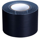 ADJ TAPE/4B Wide Area Tape to Cover Cables & Wires - 4-Inch - Black