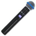 Amplivox S1695 Wireless 16 Channel UHF Handheld Mic