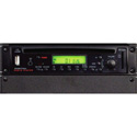 Built-in Digital MP3 Player/Recorder with SD slot (factory installed option)