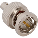 Amphenol 031-70541-12G BNC Plug to HD-BNC Jack Adapter - 12G Optimized - 75 Ohm - each