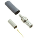 Amphenol 034-1100 IP-67 Rates Straight Crimp Plug HD-BNC Connector for Belden 1855A