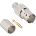 Amphenol 112966 RF Connectors / Coaxial Connectors BNC Crimp Jack B1695A Cable