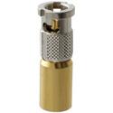 Amphenol APH-HDBNCP-T HD-BNC Plug Termination - 75 Ohm