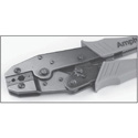 Amphenol CTL-14 Tool Frame with Die Set Hex Cavity Dimensions 0.255/0.319/0.324/0.042