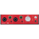 Focusrite Clarett 2Pre USB 2-In 4-Out Audio Interface for PC and Mac