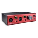 Focusrite Clarett+ 2Pre USB-C 10-In / 4-Out Audio Interface for PC and Mac