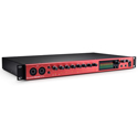 Focusrite Clarett+ 8Pre USB-C 18-In / 20-Out Audio Interface for PC and Mac