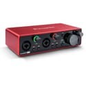 Focusrite Scarlett 2i2 (3rd Gen) USB Audio Interface - Zoom Rooms Compatible