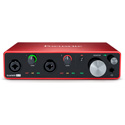 Focusrite AMS-SCARLETT-4I4-3G Scarlett 4i4 (3rd Gen) USB Audio Interface