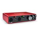 Focusrite Scarlett 8i6 (3rd Gen) Audio Interface