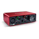 Focusrite Scarlett Solo (3rd Gen) USB Audio Interface