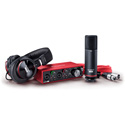 Focusrite AMS-SCARLETT-2I2-STU-3G Scarlett 2i2 Studio (3rd Gen) USB Audio Interface