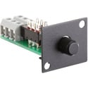 RDL AMS-SW2 Latching DPDT Pushbutton Switch with Terminal Block Connections