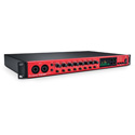 Focusrite AMS-CLARETT-OCTOPRE OctoPre Eight-Channel Preamp with 24-Bit/192 kHz Conversion and ADAT I/O