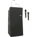 Anchor Acclaim Dual Package Includes ACL2-U2 ACL2-BASE and comes with Two Wireless WH-LINK Handheld Mics