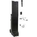 Anchor BIG-Dual-HB Bigfoot Dual Package w/ BIG2-XU2 & WH-LINK Wireless Handheld Mic & WB-LINK w/ 1 Lapel & 1 Headset Mic