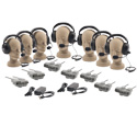 Anchor PRO-570 Single Headset Intercom System Package