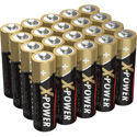 Ansmann 5015731 X-Power Premium Alkaline AA - 20 Pack