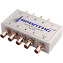 Apantac DA-8HD Stand alone One to Eight Reclocking SDI Distribution Amplifier