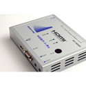 Apantac HDBT-1-Rx HDMI Receiver with RS232; IR; Ethernet Hub & POE over CAT 5e/6