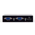 Apantac HDTV-VGA-2x1 HDMI & VGA 2x1 Switch - 1 HDMI & 1 VGA Input to 1 VGA Out