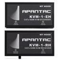 Apantac KVM-SET-10 HDMI KVM Extender Pair - KVM-1-EH Extender and KVM-1-RH Receiver