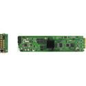 Apantac OG-Mi-9-SET-2 Bundle - OG-Mi-9-MB & OG-Mi-9-RMC Occupies 2 Slots in OpenGear Frame - 11x HDBNc - BNC Cables