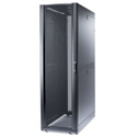 APC AR3300 NetShelter SX 42U 23.62 Inch Wide x 47.24 Inch Deep Rack Enclosure with Sides - Black