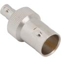 Amphenol APH-BNCJ-HDBNCJ BNC Jack to HD-BNC Plug 75 ohm adapter