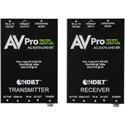 AVPro Edge AC-EX70-UHD-BKT 70 Meter HDMI via HDBaseT (CAT6) Extender Kit