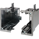 Arlington FER102 Gangable Box w/ Mounting Wing Screws (Retrofit)