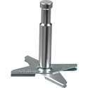 Arri L2.0005201 Ceiling Scissor Clip with 5/8 Inch Mounting Stud