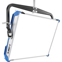 ARRI L0.0016325 SkyPanel S360-C Blue/Silver S360 PSU with Super Clamp Adapter Standard Diffusion Panel