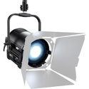ARRI L0.0003385 L10-C Color LED Fresnel - Blue/Silver / Pole Operated