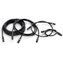 Arri L2.0007493 3-Pin XLR DC Power Cable for SkyPanel Lights - 10 Inch