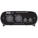 ART DUAL RP Two Channel Preamp for Ribbon and Dynamic Mics