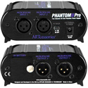ART Phantom II Pro Dual Channel Phantom Power Supply