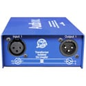 ARX IL-1 Mono Transformer Isolated De-coupler for Removing Ground Loop