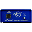 ARX Network Di Dante Enabled Transformer Isolated Breakout Direct Box