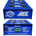 Photo of  ARX RS-1 Remote Switcher - Stereo XLR Balanced Remote Controlled Switcher