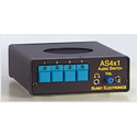Burst AS-4X1 4x1 Stereo Audio Switcher