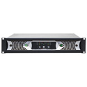 Ashly nXe1.52 Network Audio Power Amplifier with Ethernet - 2-Channel x 1500 Watts
