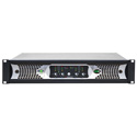 Ashly nXp3.04 Network Audio Power Amplifier with Protea DSP - 4-Channel x 3000 Watts