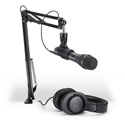 Audio-Technica AT2005USBPK USB Streaming/Podcasting/Voiceover Pack