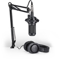 Audio-Technica AT2035PK Streaming/Podcasting/Voiceover Pack