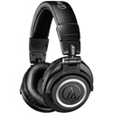 Audio-Technica ATH-M50XBT Wireless Over-Ear Bluetooth Headphones