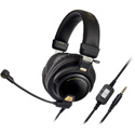 Audio-Technica ATH-PG1 Closed-back Dynamic High-fidelity Gaming Headset - 38 Ohms 44mm Drivers