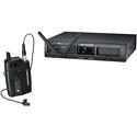 Audio-Technica ATW-1301/L System 10 Pro Rackmount Digital Wireless with Bodypack Tx/Rx & MT830cW Lavalier Mic