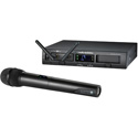 Audio-Technica ATW-1302 System 10 Pro Rackmount Digital Wireless with Handheld Microphone/Transmitter & Remote Receiver