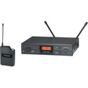 Audio-Technica ATW-2110BI 2000 Series ATW-2110 Wireless UHF Bodypack System - 487.125 - 506.500MHz
